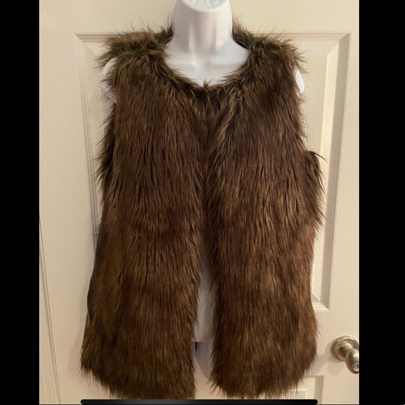 Rue21 Jackets & Blazers - Faux Fur Vest